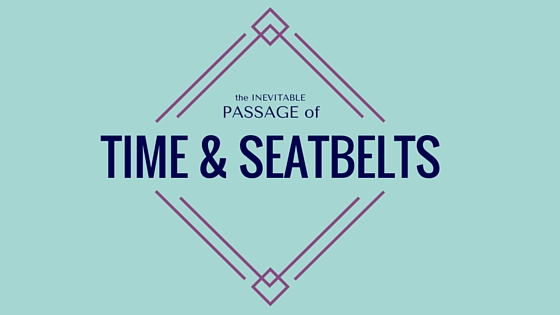 TIME AND SEATBELTS HEADER