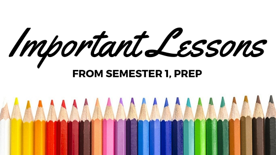 Important Lessons Prep 1 HEADER