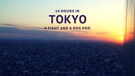 14 hours in Tokyo header