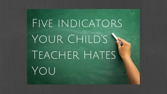 Teacher Hates You HEADER